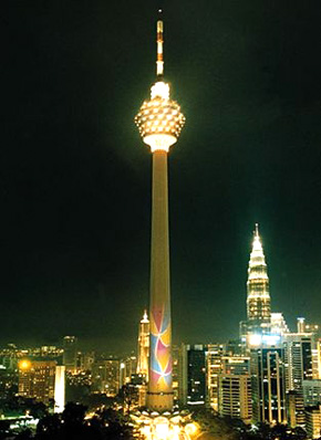 KL Tower p gt There are many interesting facts about this amazing tower    Kl Tower
